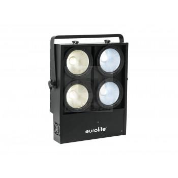 EUROLITE Audience Blinder 4x100W LED COB CW / WW