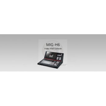 MIG-H6 Video Wall Console