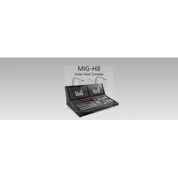 MIG-H8 Video Wall Console