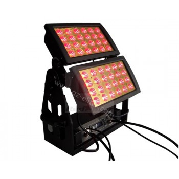 LED Wall Washer Light > > 48*8W RGBW 4 in 1 LED City Light IP66