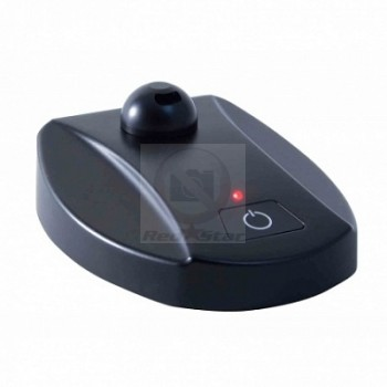 ClockAudio C 016E-RF Настольный кардиоидный конденсаторный микрофон с программируемым переключателем.