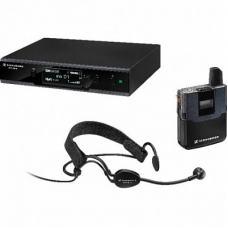 Sennheiser EW D1-ME3-H-EU Радиосистема серии evolution wireless D1 с головным микрофоном.