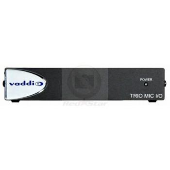 Четырехканальный TRIO Mic интерфейс с AEC Vaddio TRIO MIC I/O
