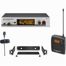 Sennheiser EW 322 G3 Радиосистема с петличным микрофоном с кардиоидной ДН