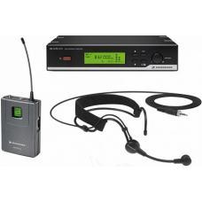 Sennheiser XSW 52 Радиосистема с беспроводным головным микрофоном.