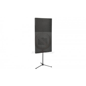 "Auralex ProMax Walls 2'x4'x3"" panels (2 pack) Charcoal"