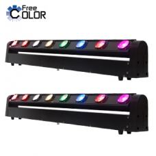 Free Color BL810RGBW Beam Light