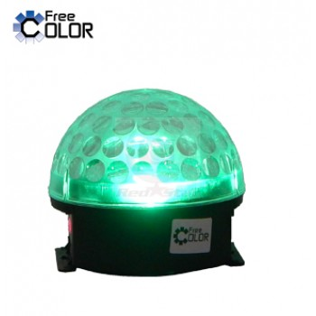 Free Color BALL61 LED Crystal Magic Ball