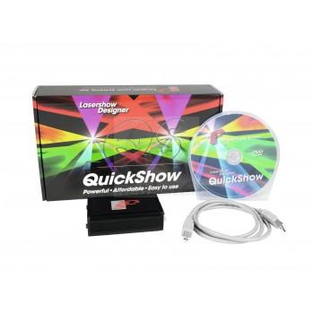 PANGOLIN Laser Designer QuickShow 2.5 FB3/QS