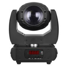 Led Mini Moving Head Beam 50W IP20 Black Shell