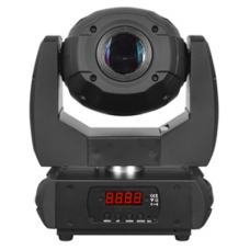 Led Mini Moving Head Spot 50W IP20 Black Shell