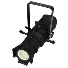 LED Profile Spot Ellipsoidal 1X200W RGBW 4in1 19 Degree IP20 Black Shell