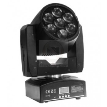 HC-917C 7*15W mini zoom moving head