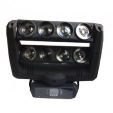 HC-928G 8 eyes 10w 4 in 1 spider beam light