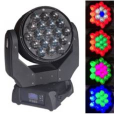 HC-933 19X15W RGBW 4in1 led moving head beam with zoom