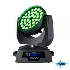 Вращающаяся голова ROSS HIT ZOOM LED RGBW 36x10W