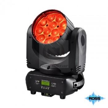 Вращающаяся голова Ross Buzzi LED Zoom RGBW 12x15W
