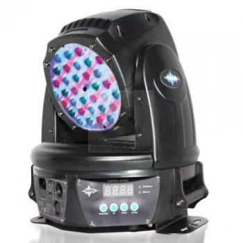 Вращающаяся голова Ross Mobi Led Wash Zoom RGB 36x5W