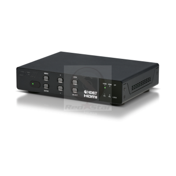 CYP EL-5400-HBT HDMI / VGA / Display Port Presentation Switch & Scaler with HDMI & HDBaseT™ LITE Outputs