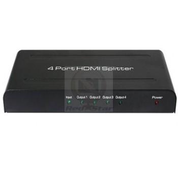 Hotspot HSV363 HDMI 1.3 Splitter 1 in 4 out