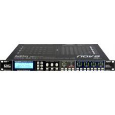 DC 8000 Цифровой процессор акустических систем, 4 входа/8 выходов