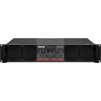 """MX 3.2 K4 4-х канальный усилитель мощности, 2 HU, 19"""", 4x800 Вт/4 Ом"""