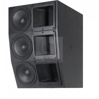 NCS L63C 2-х полосная акустическая заэкранная система Line-Array (изогнутая)