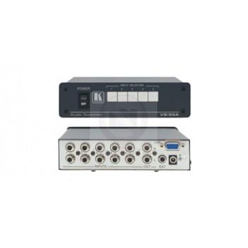 Kramer VS-55A 5x1 Stereo Audio Switcher